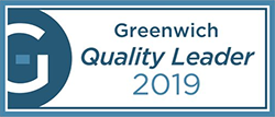 logo Greenwich Quality Leader 2019