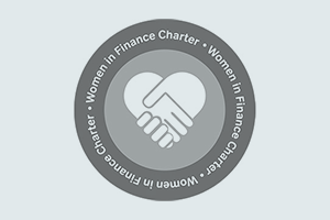 logo Women in Finance Charter